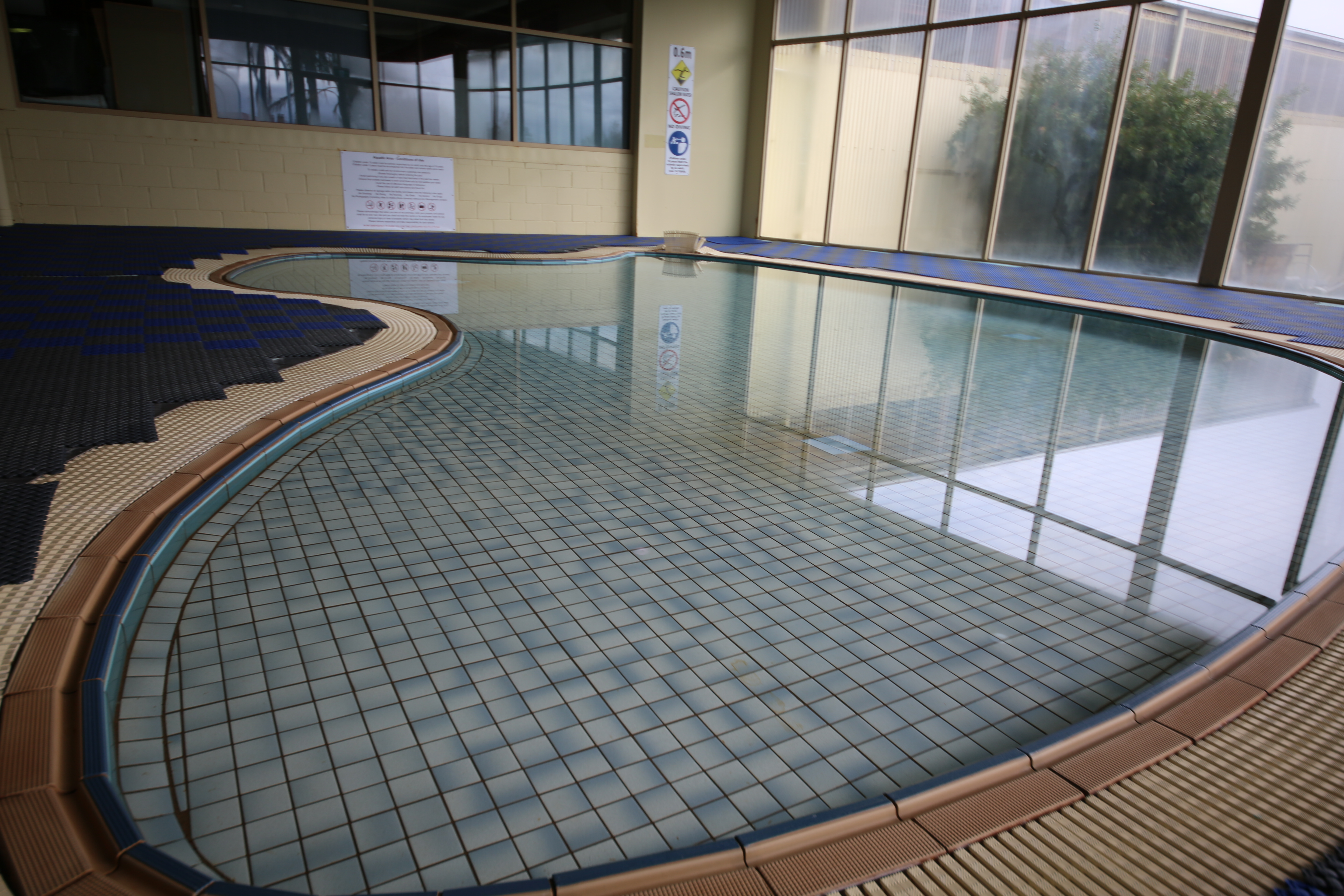 Business as usual at Ararat Fitness Centre and pools
