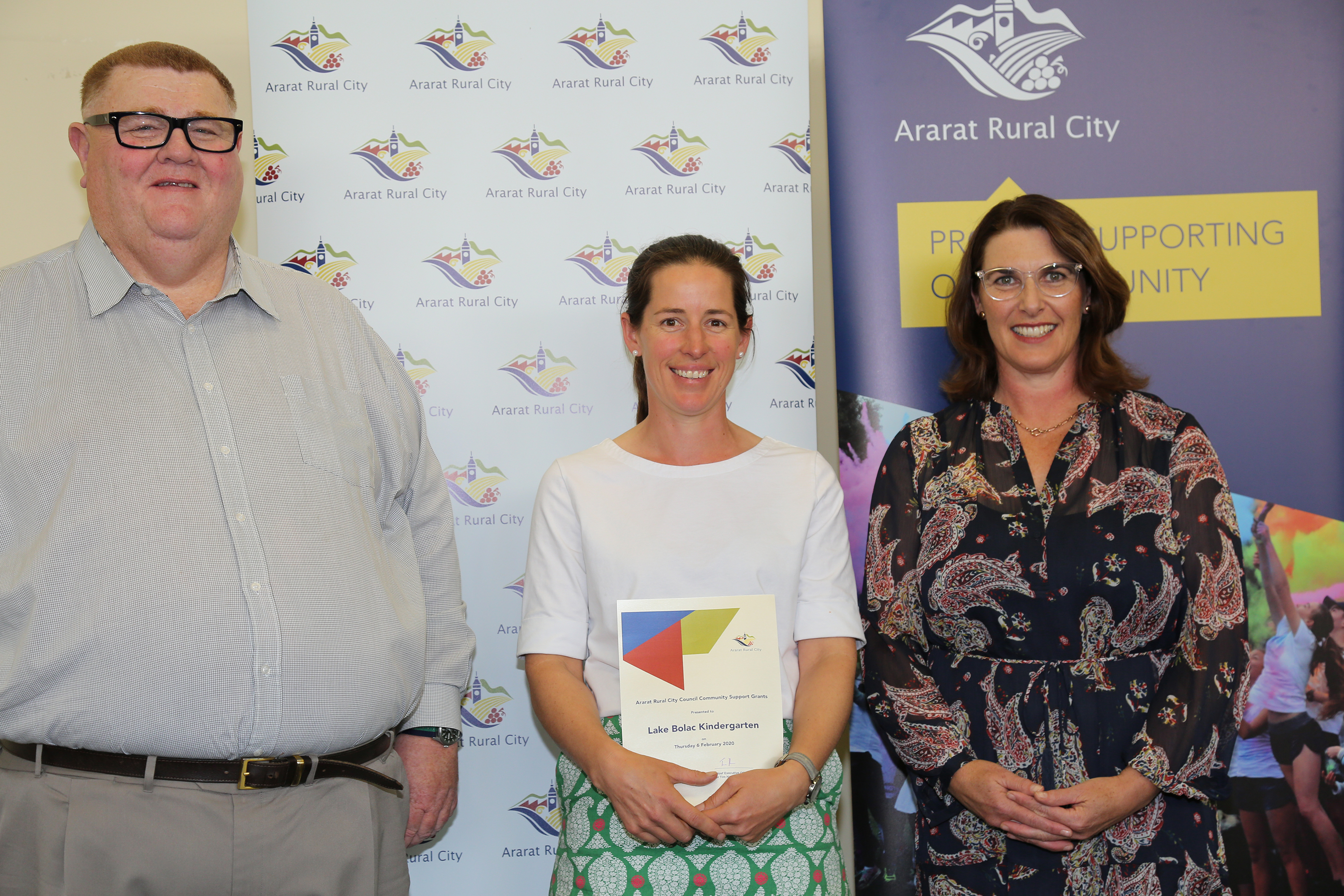 Ararat Rural City Council announces community grants