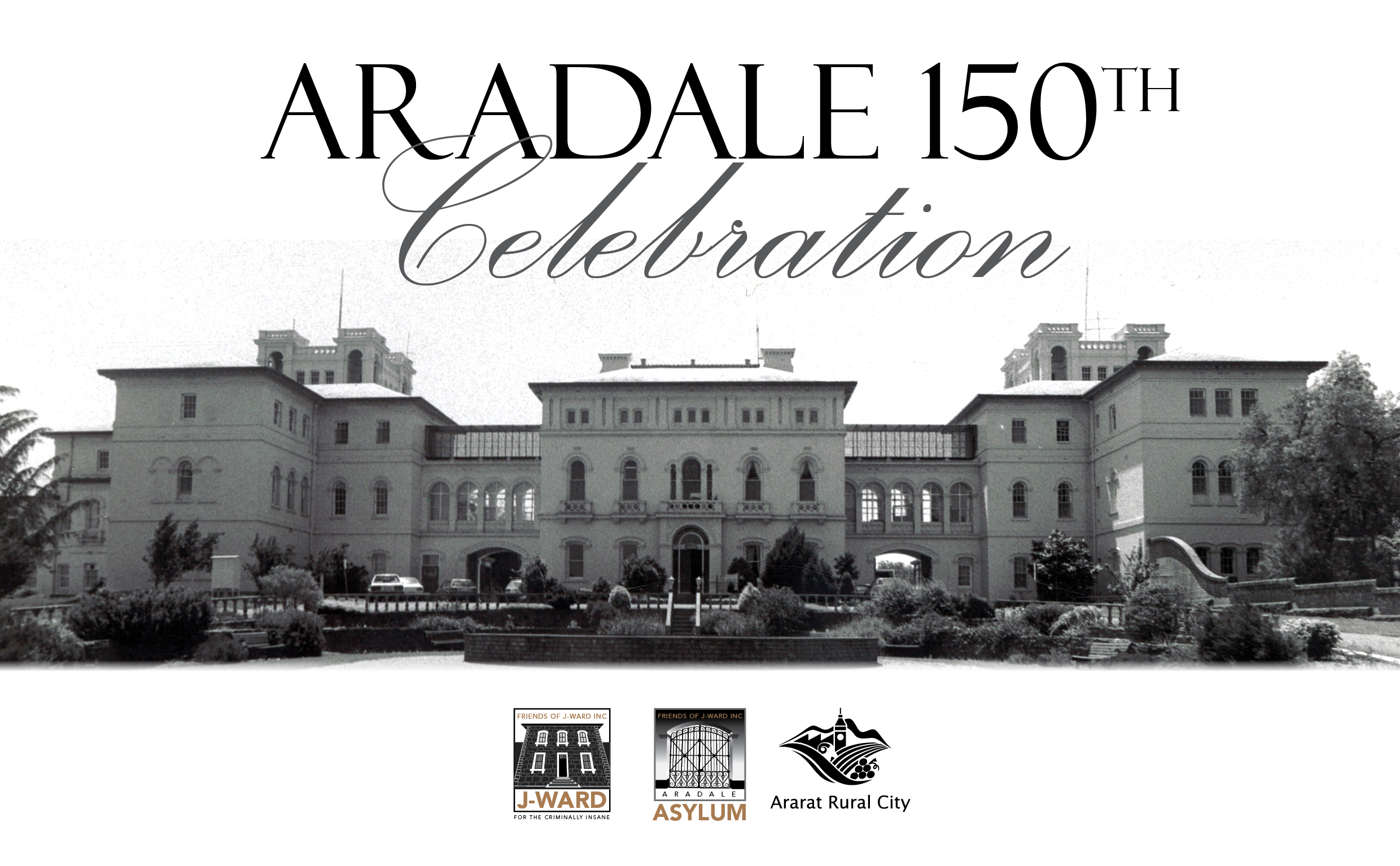 Bookings open for Aradale 150 celebrations