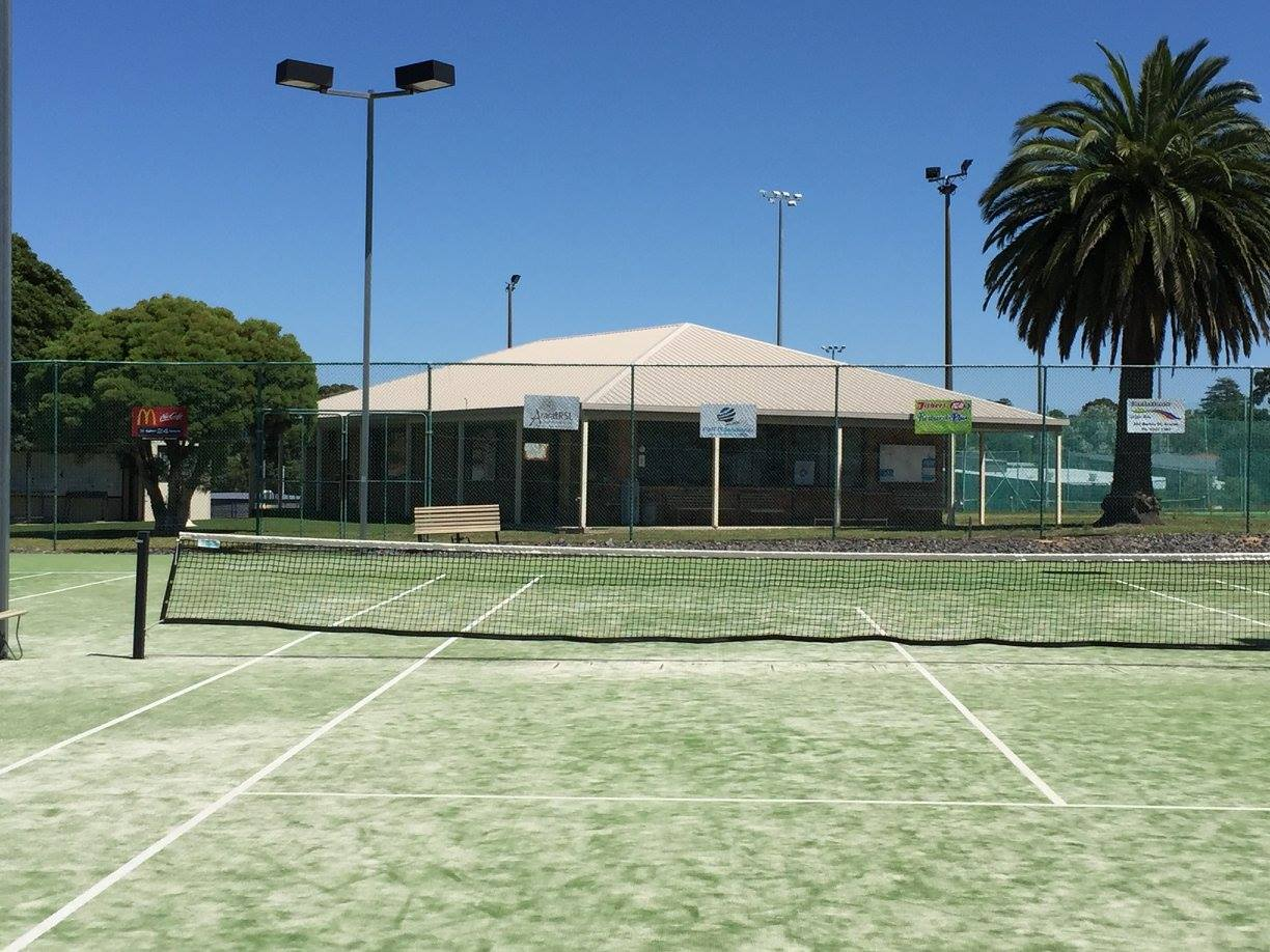 Ararat City Tennis Club Inc
