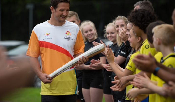 Plans in motion as Ararat set to welcome Queen's Baton Relay