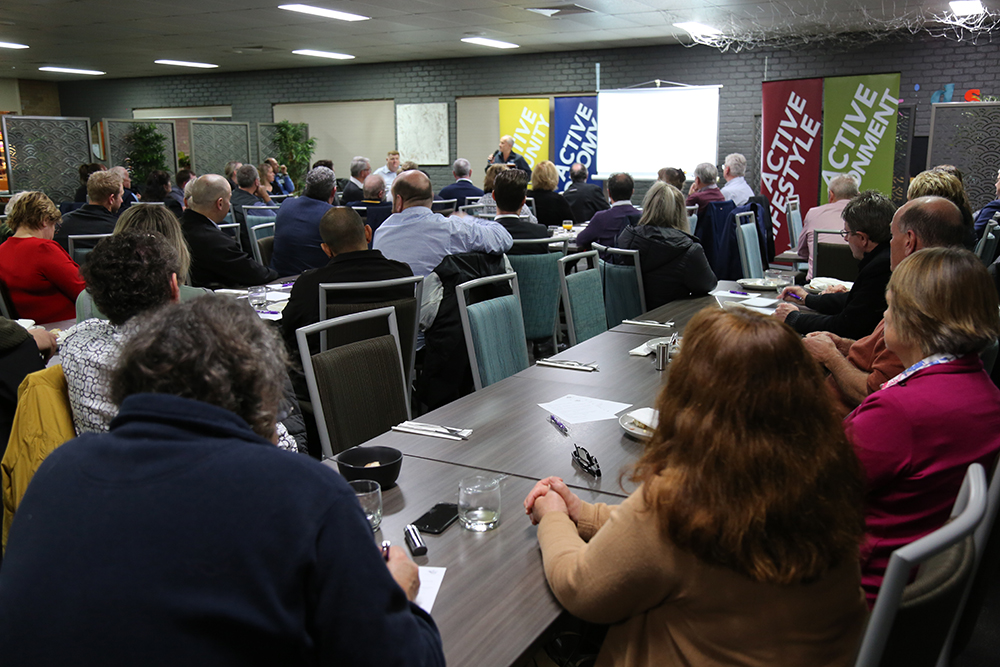 Businesses invited to Council's next Networking Business Breakfast