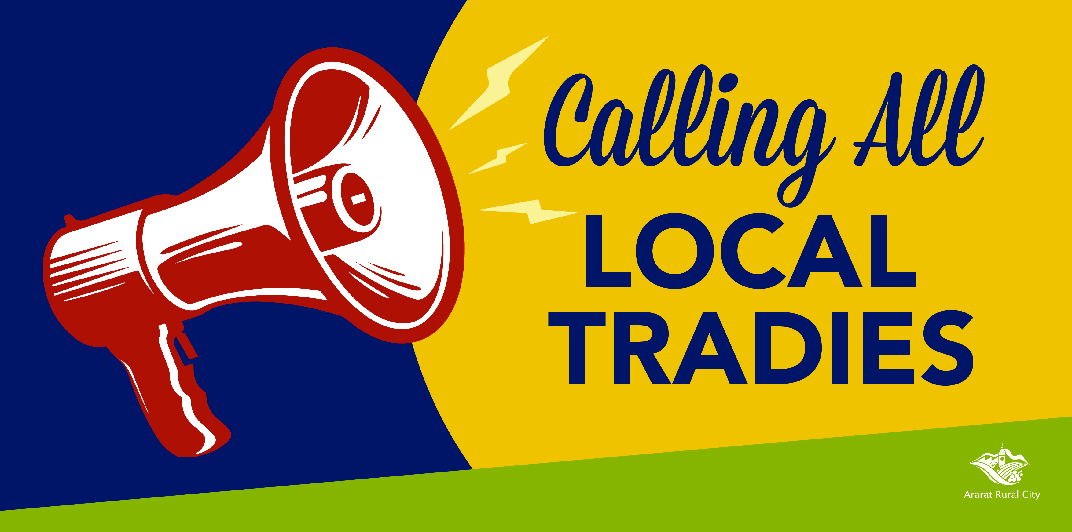 Local tradies encouraged to apply for preferred supplier list