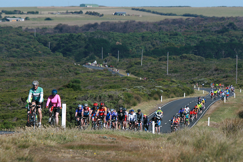 Pomonal, Moyston and Willaura to benefit from Great Vic Bike Ride later this year