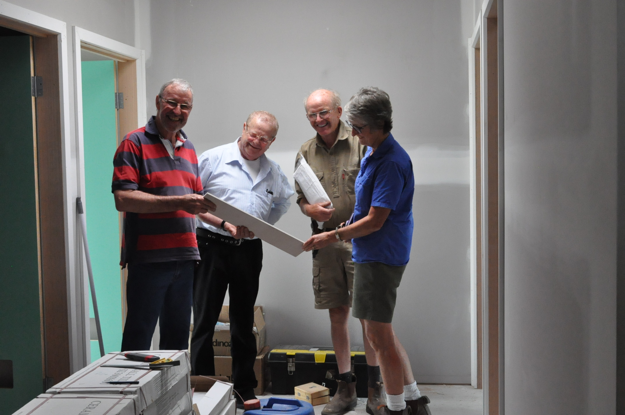 Willaura Hall redevelopment officially opened