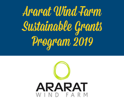 Ararat Wind Farm community grants program opens July 1