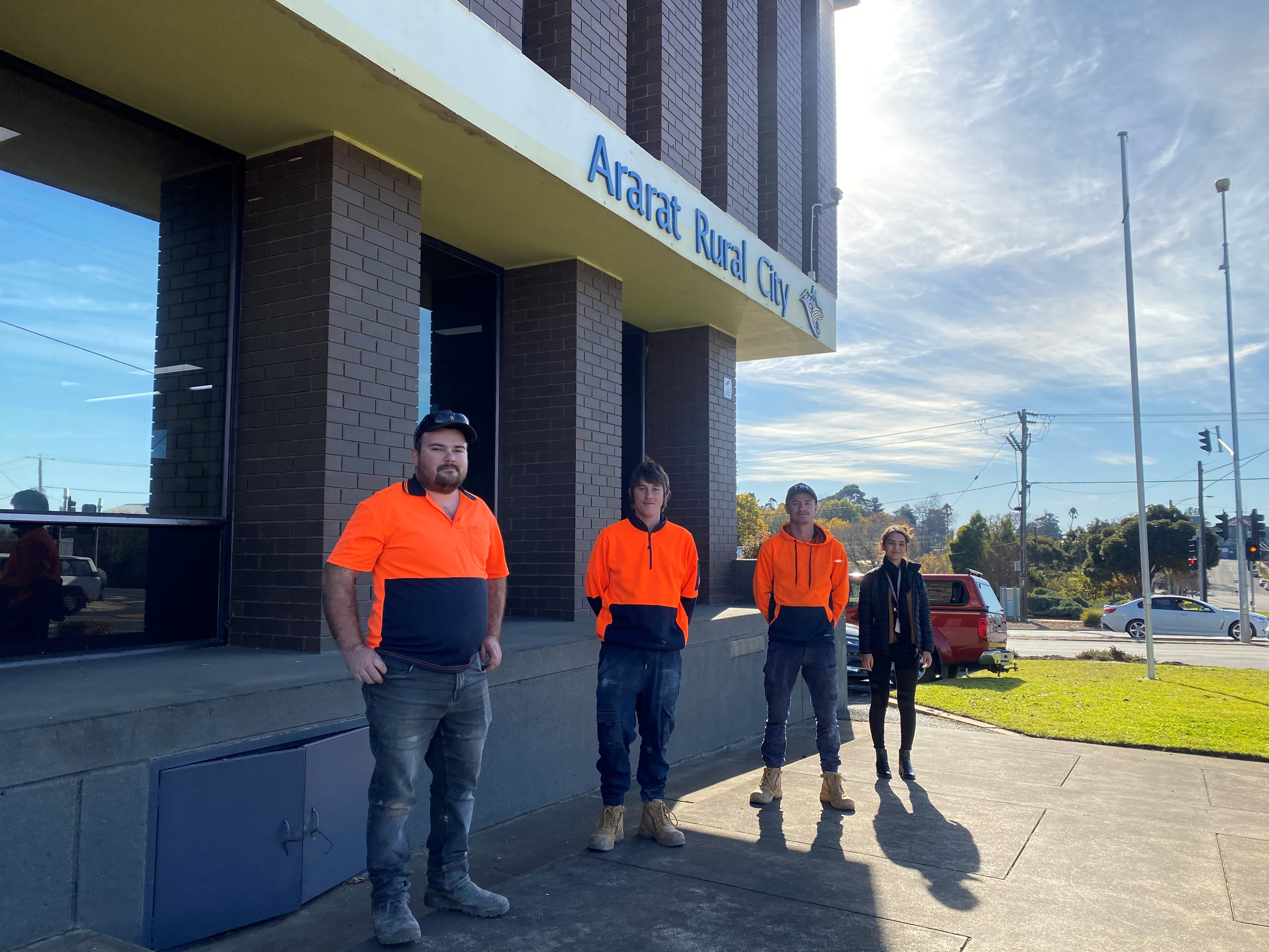 Council employs 20 new staff under State Government program