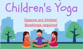 Come and Try - Children's Yoga