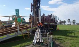 WILLAURA - Stavely Minerals drop in session