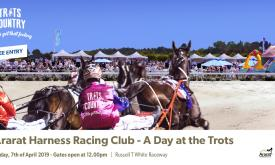Ararat Harness Racing Club - A Day at the Trots