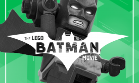 Cinema Pop-Up - The Batman Lego Movie - Ararat