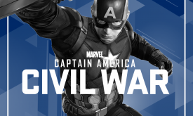 Cinema Pop-Up - Captain America Civil War - Ararat