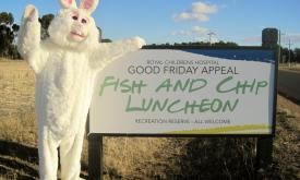 Good Friday Appeal Fish 'n Chip Luncheon