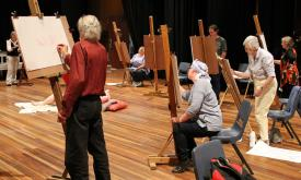 Life Drawing Course - with Deb Wood