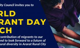 World Migrant Day Lunch