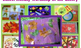 School Holiday Workshop - 'Personalised Placemats'