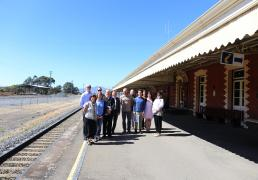 Ararat Railway Station Precinct Masterplan