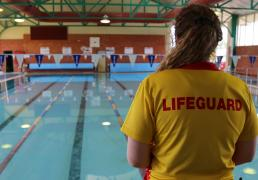 Lifeguard at Ararat Fitness Centre
