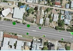 Barkly Street, Ararat, pedestrian safety improvements