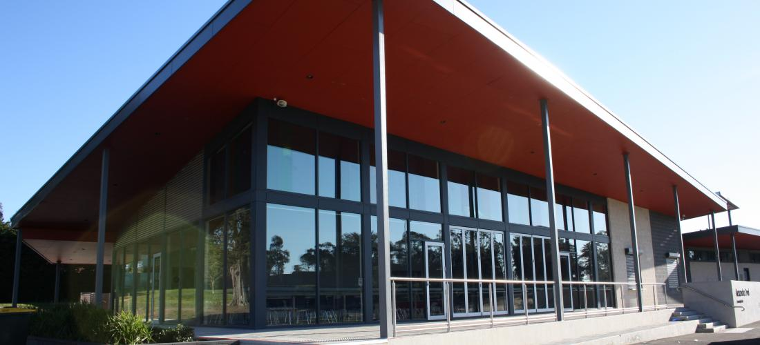 Alexandra Oval Community Centre