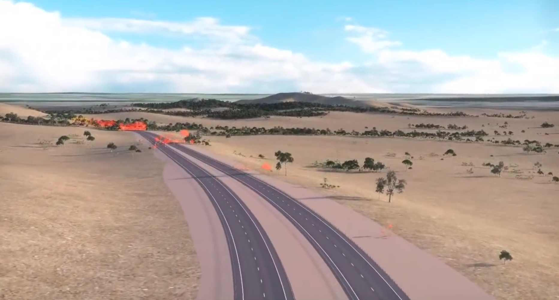 Information session on Western Highway duplication between Buangor and Ararat
