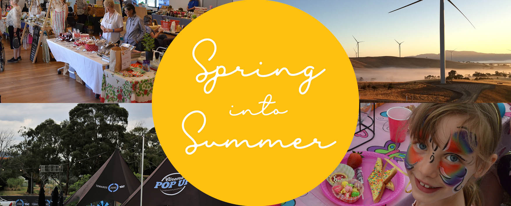 Weekend of events to celebrate Spring into Summer